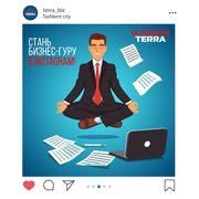 "Курс ""InstagramGuru"" в Business Terra"